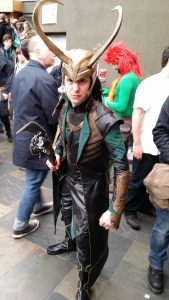 Richard Oliver as Loki