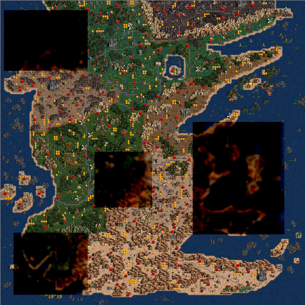 Heroes of might and magic the restoration of westeros sci fi and if youre not familiar with the homm map maker it effectively allows you to create any landscape with any scenarios locations monsters loot anything gumiabroncs Choice Image