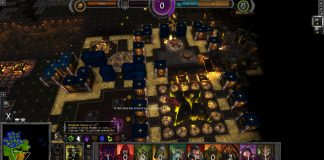 Dungeon Keeper War for the Overworld