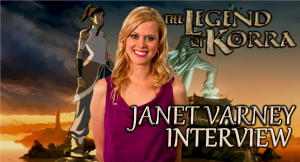 Janet Varney Interview