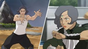 Lin and Suyin Beifong