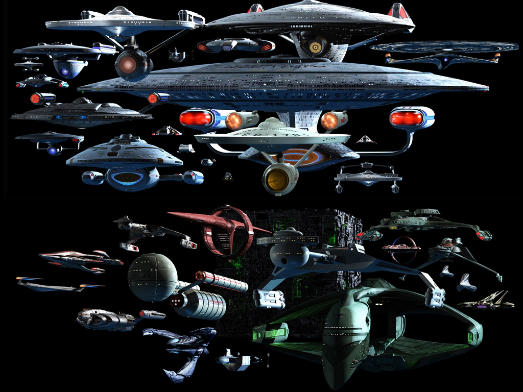 Your Favourite Ships - A Short Guide - Sci-fi and Fantasy ...