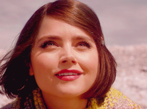 Clara Oswald in 'Mummy on the Orient Express'