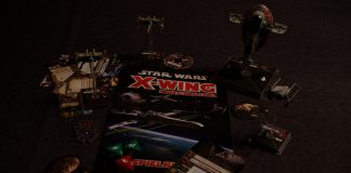 Star Wars: X-Wing Miniatures Game.