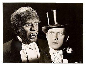 Mr Hyde's appearance was based on the Neanderthal man.
