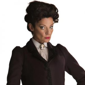 Missy / the Master