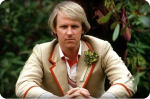 peter davison 5th doctor