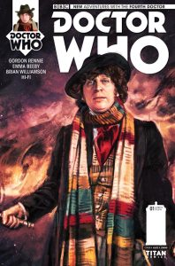 Fourth Doctor Comics 1