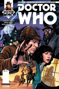 Fourth Doctor Comics 2