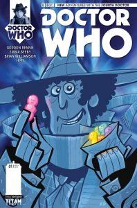Fourth Doctor comics 3