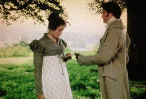 That was a hell of a letter, Mr Darcy!