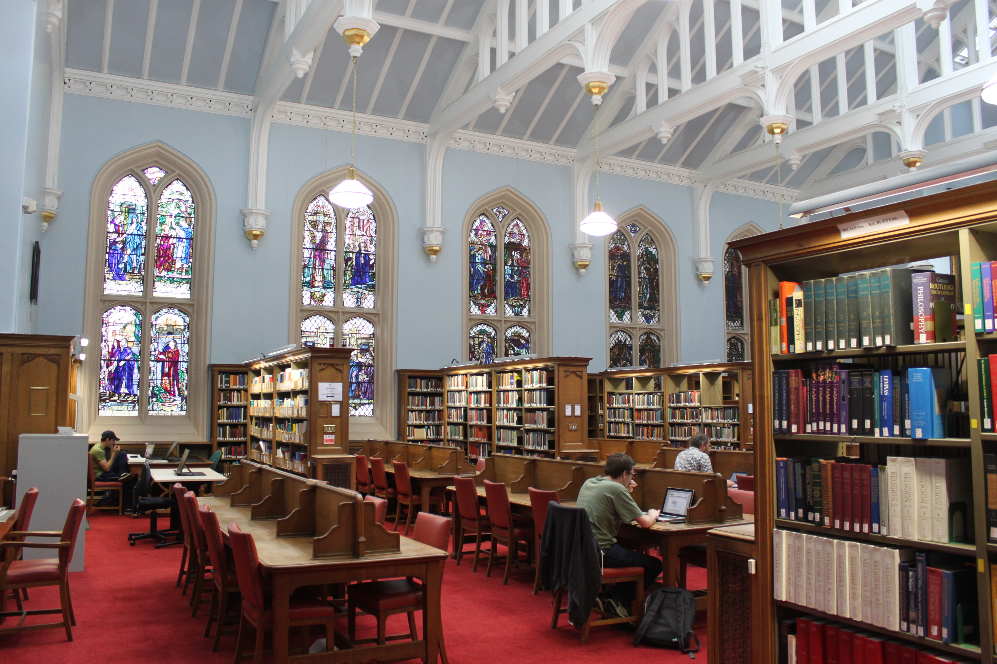 New College Library
