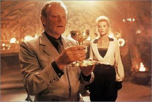 Julian Glover as Walter Donovan in Indiana Jones and the Last Crusade.
