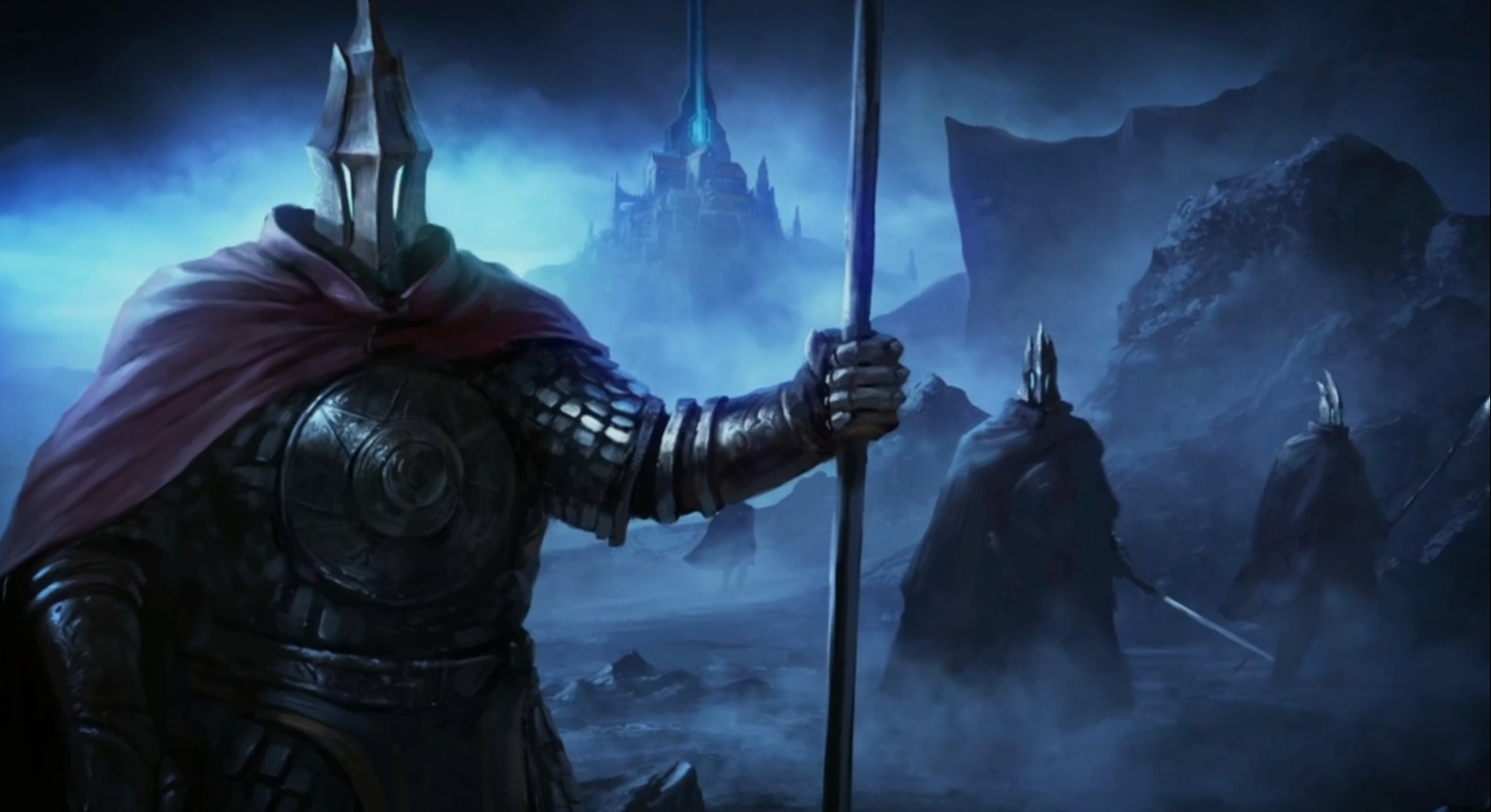 Endless legend review sci fi and fantasy network - Endless legend broken lords ...