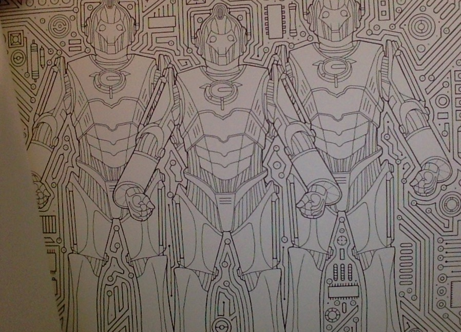 photo on 05 01 2016 at 1801 - Doctor Who Coloring Book