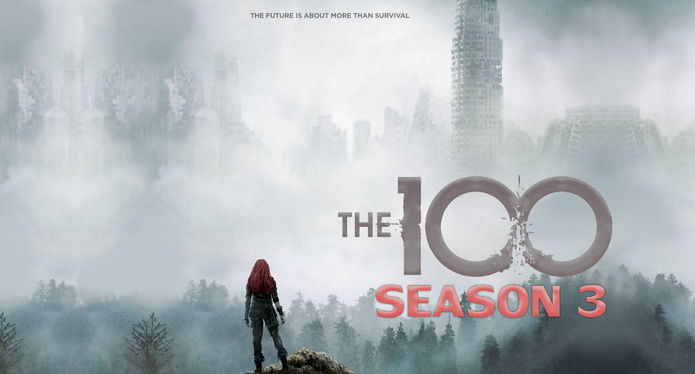 The 100 - Season 3 Premier (Wanheda Part One) - Sci-fi and ... Table Knife Png