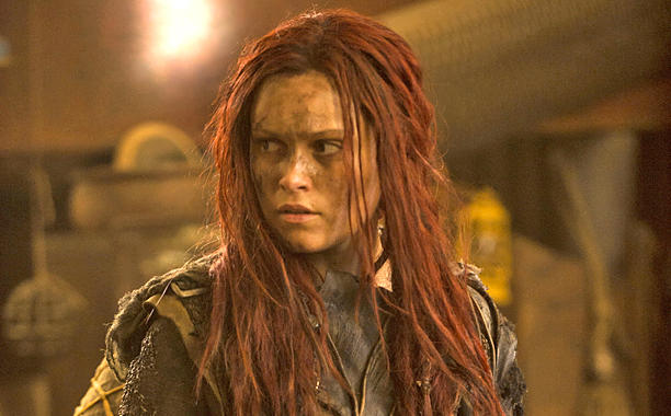 The 100 - Season 3 Premier (Wanheda Part One) - Sci-fi and ...