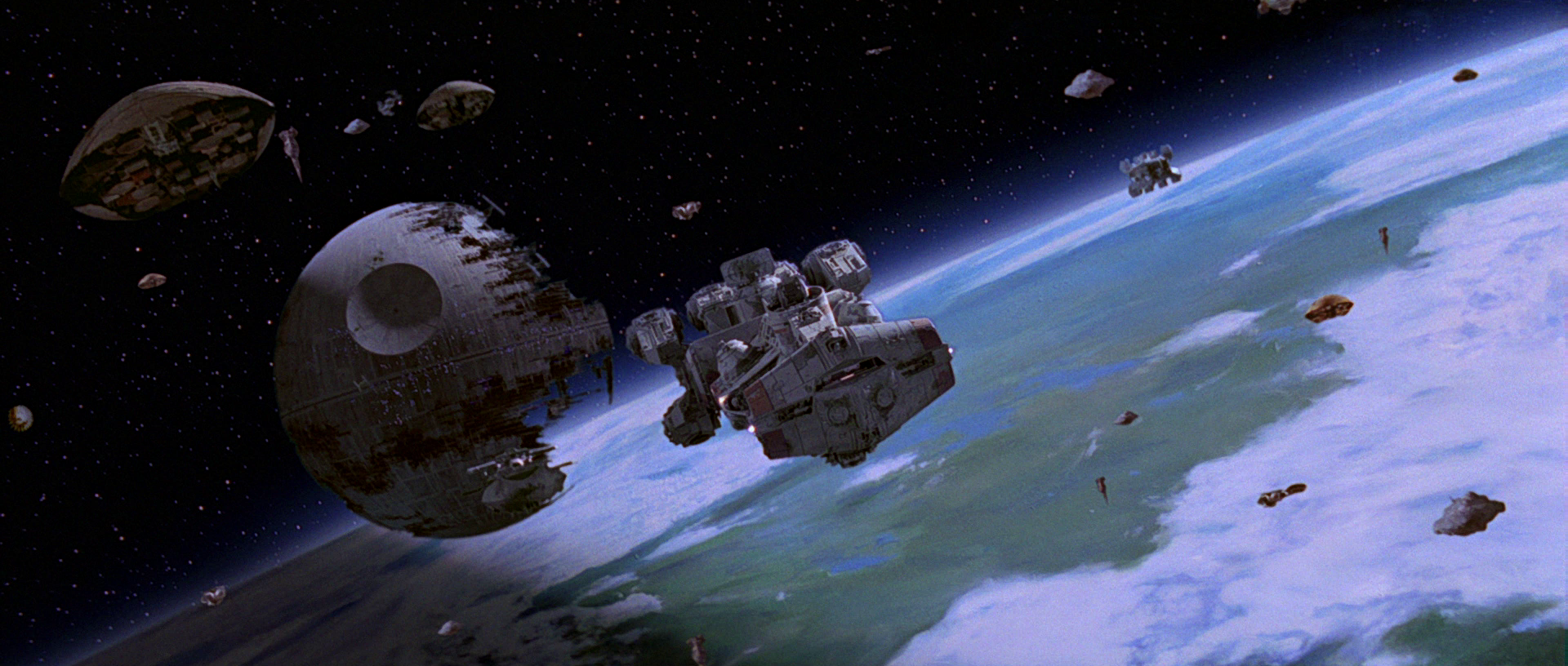 Big Space Battles And How Different Star Wars Episodes Handle Them Sci Fi And Fantasy Network