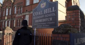 Class will be set in Coal Hill School
