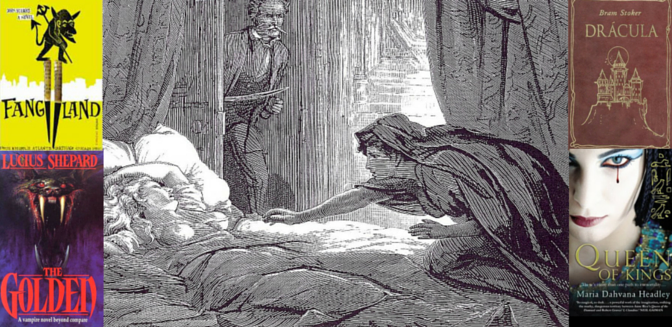 The Life, Death and Undeath of the Vampel: 200 Years of Vampire Novels