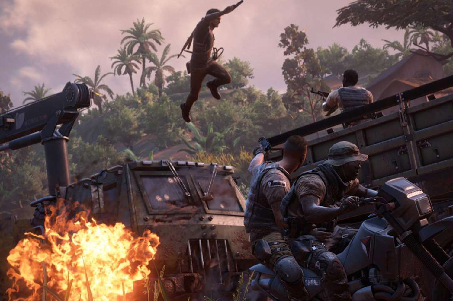 Uncharted 4 A Thief S End Review Sci Fi And Fantasy Network