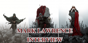 Mark Lawrence banner