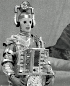 Cyberman from The Tenth Planet