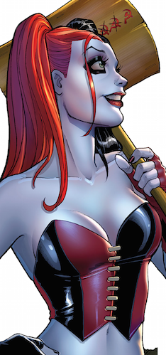 Harley Quinn Suicide Squad Feminist Look At Harley Quinn