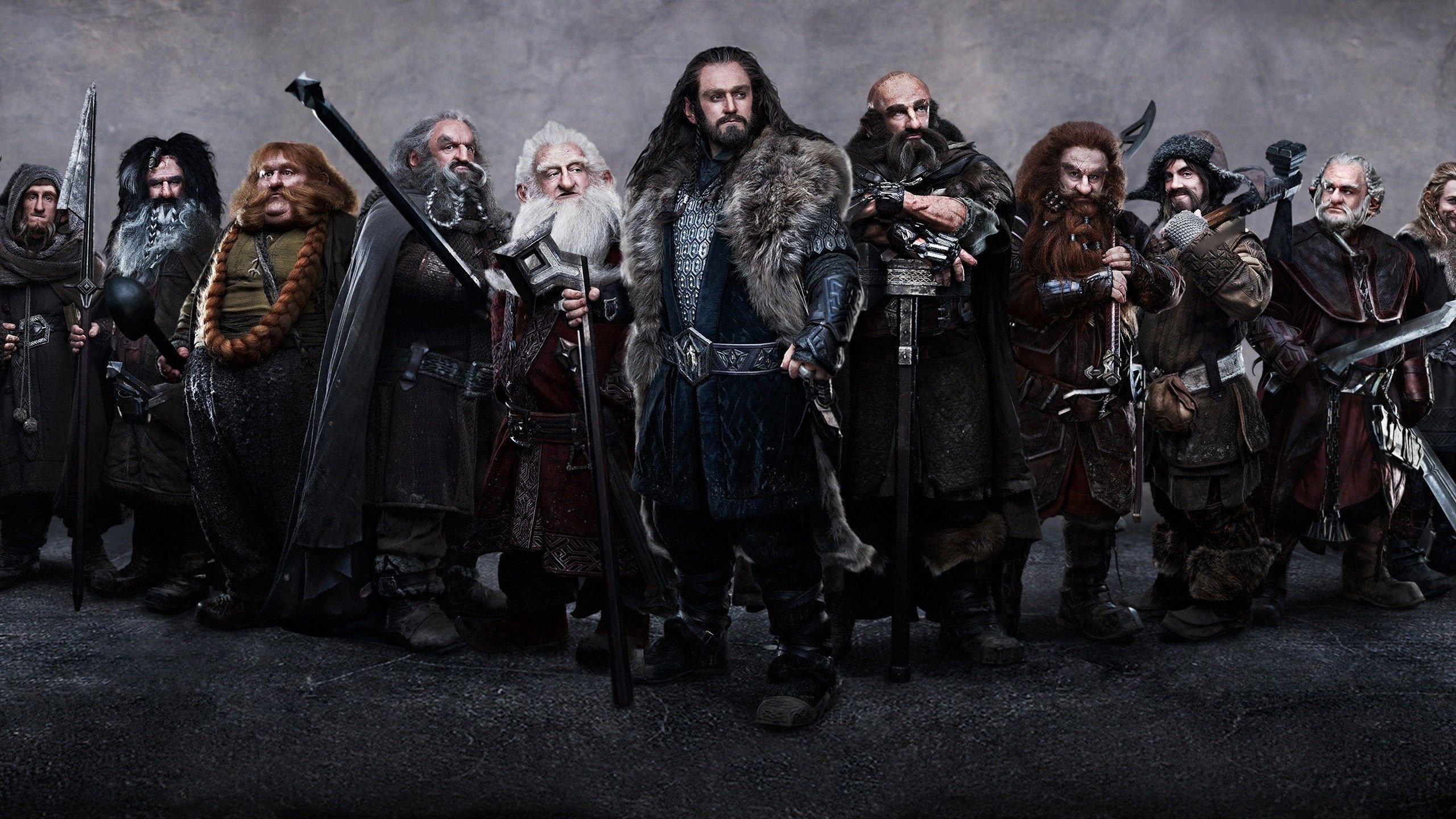 can you name all the dwarves from the hobbit sci fi and fantasy