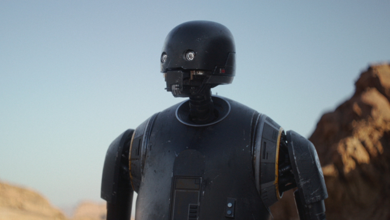K-2SO, originally a standard Imperial enforcer droid (source: starwars.com)