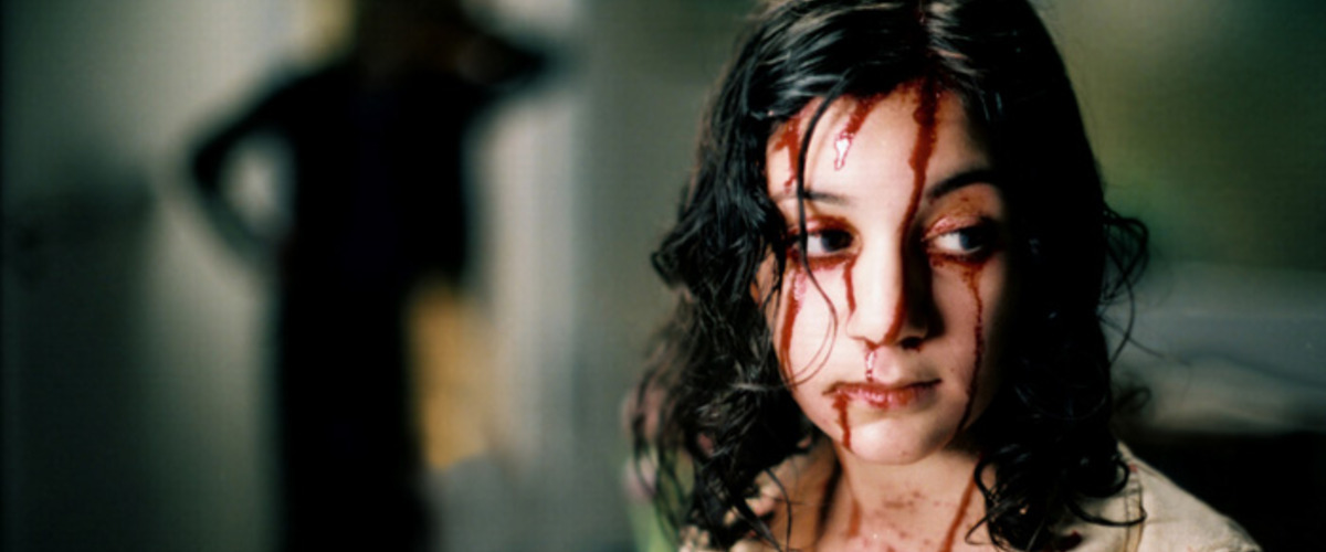 Let The Right One In: Eli in the 2008 Swedish film.
