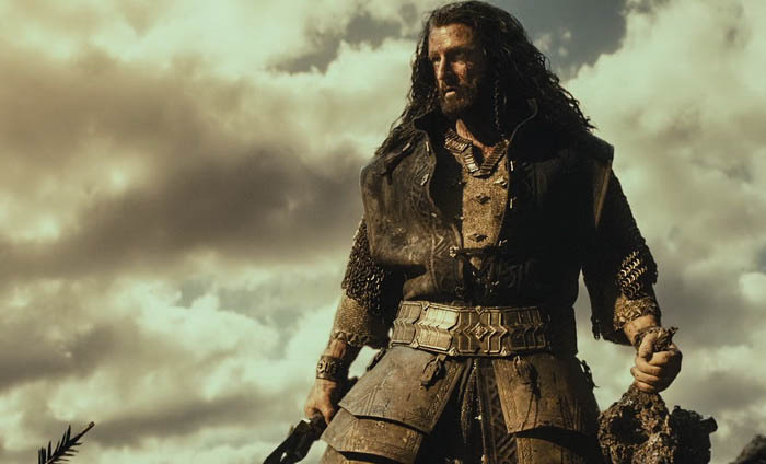 Thorin after the Battle of Azanulbizar