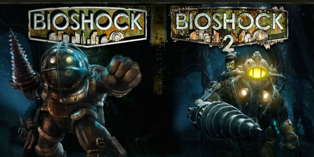 Bioshock - Prepare To Be Enraptured Again - Sci-fi and
