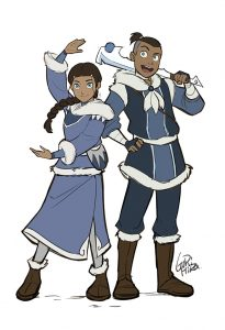 katara-and-sokka