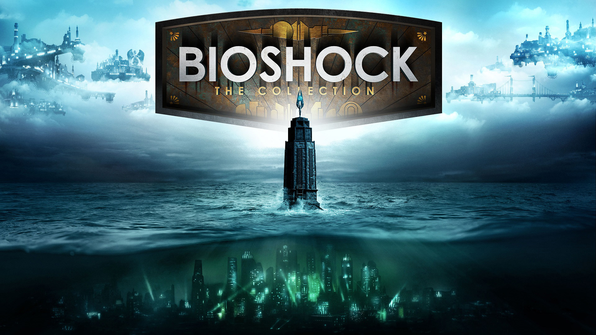 Bioshock Collection cover