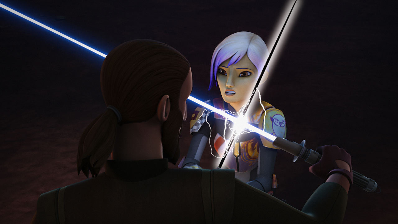 Lightsaber Combat At Its Finest Trials Of The Darksaber Review