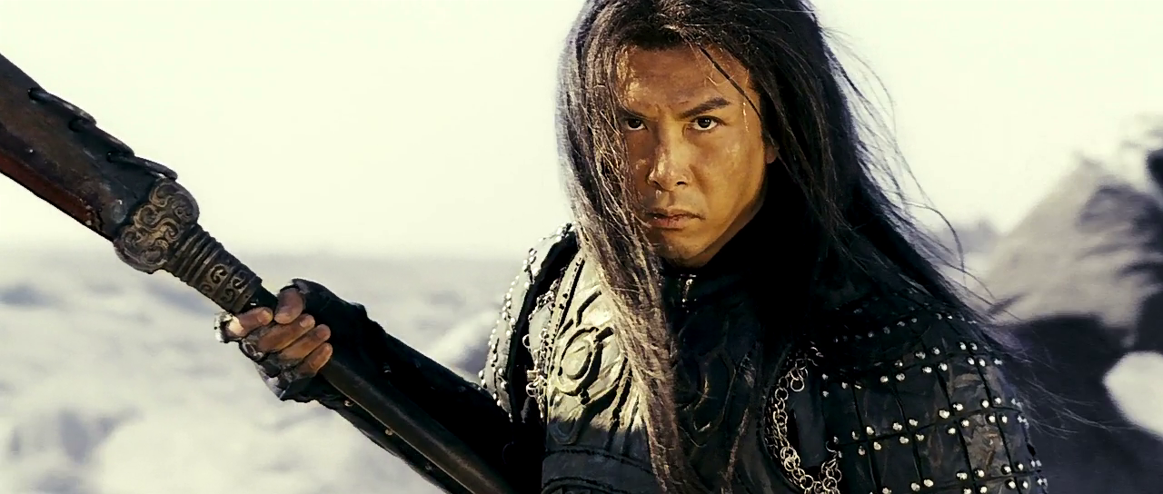 Donnie Yen in all his glory