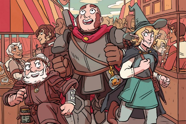why you need the adventure zone sci fi and fantasy network