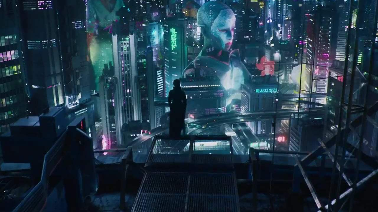 Ghost In The Shell Review Sci Fi And Fantasy Network