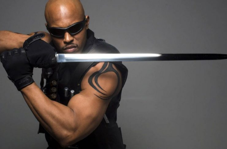 Blade The Series A Review