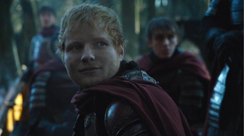 Epic Sisters Ed Sheeran Game of Thrones Dragonstone Review Ed Sheeran Cameo