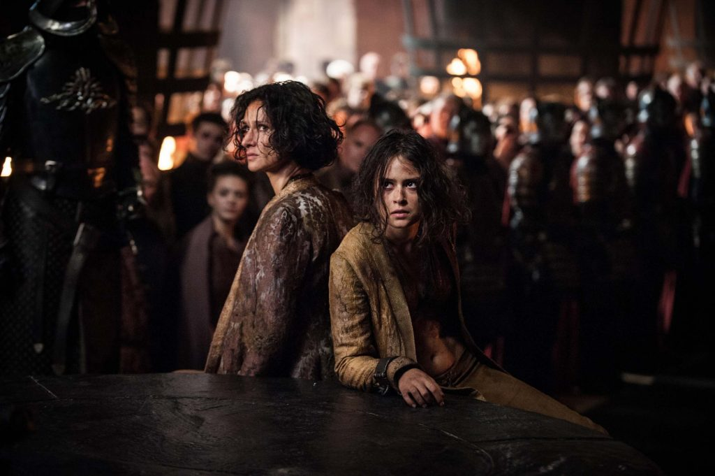 Game of Thrones The Queens Justice Ellaria and Tyene