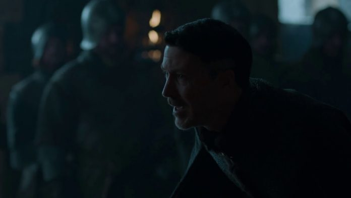 Game of Thrones The Dragon And The Wolf Littlefinger
