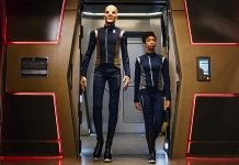 The Butcher's Knife Cares Not For The Lamb's Cry Star Trek: Discovery
