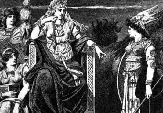 21 Winter Mythological Figures You Didn't Know Existed (Pt. 1)