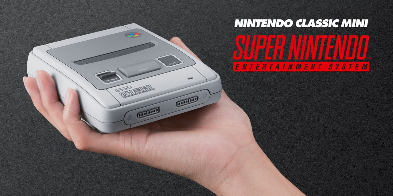 Fantasy Fans: 5 Reasons to Own a SNES Mini - Sci-fi and
