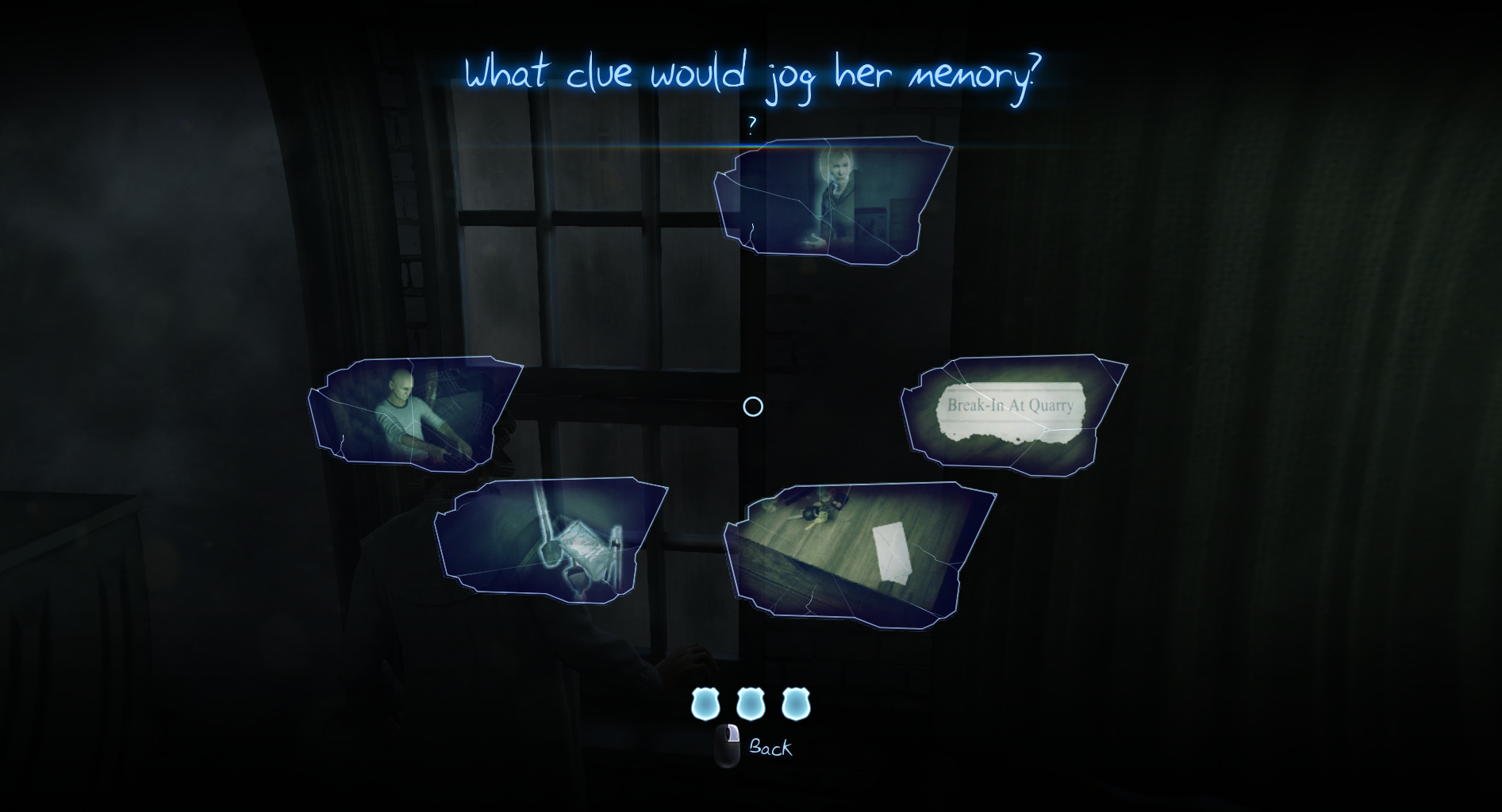 Murdered Soul Suspect - Ghostly or Ghastly MSS Clues