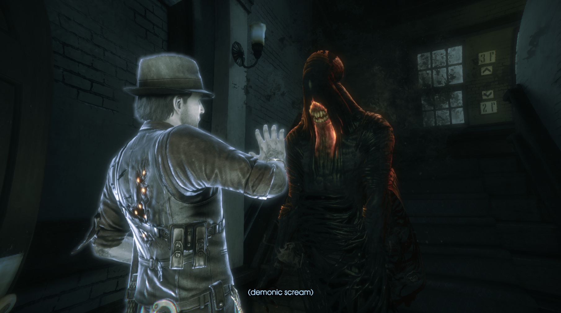 Murdered Soul Suspect - Ghostly or Ghastly MSS Demon