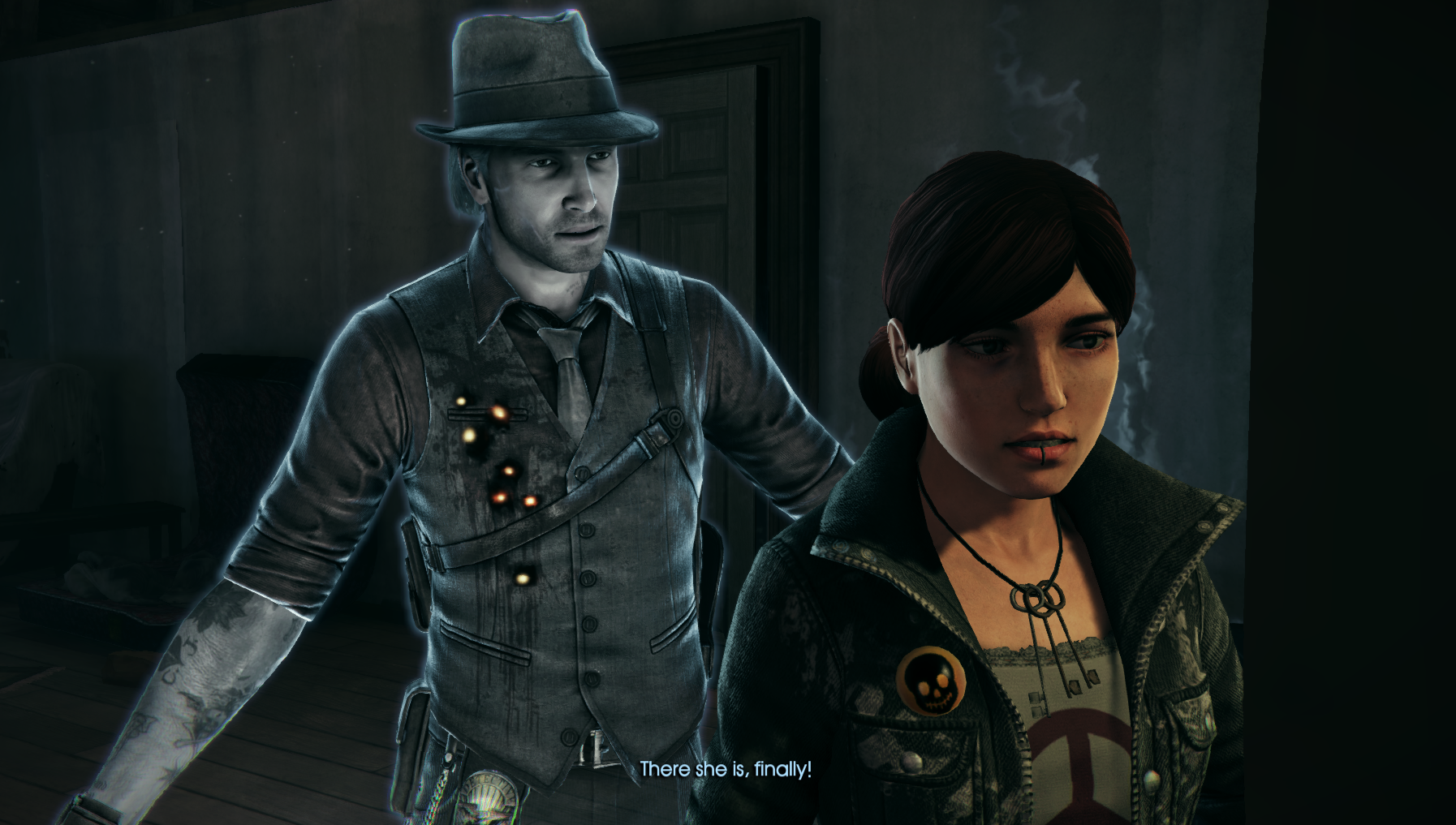Murdered Soul Suspect - Ghostly or Ghastly MSS Joy 1