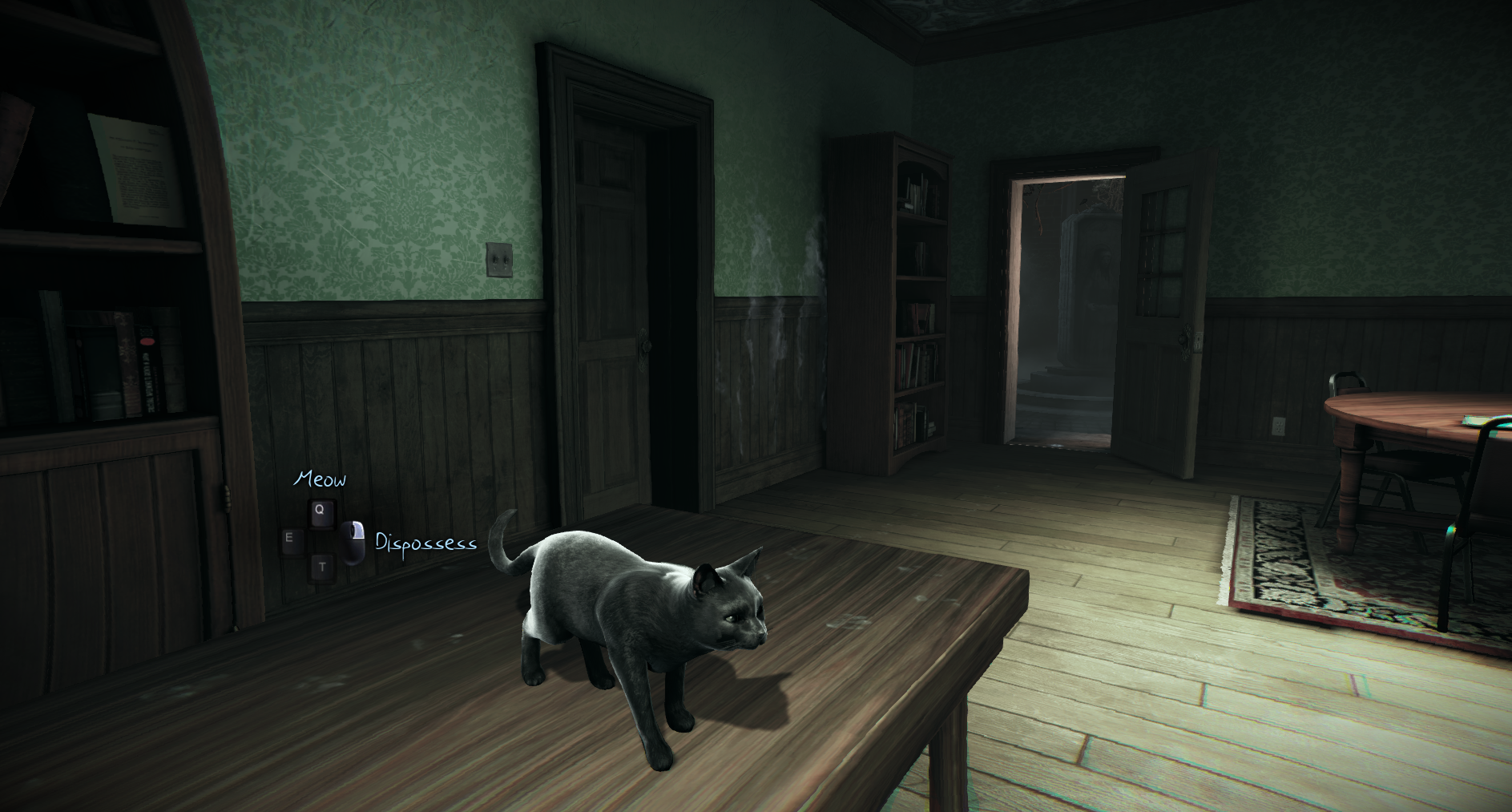 Murdered Soul Suspect - Ghostly or Ghastly MSS Kitty!